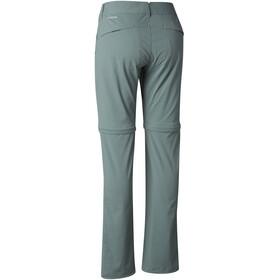 Columbia Saturday Trail II Convertible - Pantalon Femme - regular vert